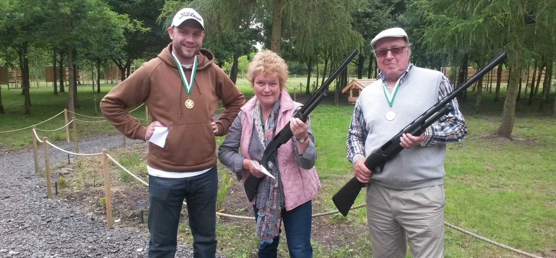 Pump Action Shotgun Experience Leicestershire-5