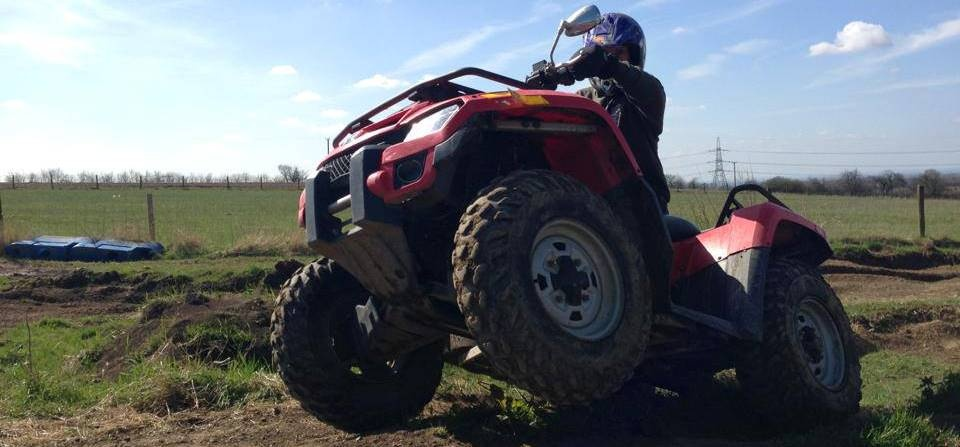 2 Hour Quad Biking Trek North Yorkshire-2