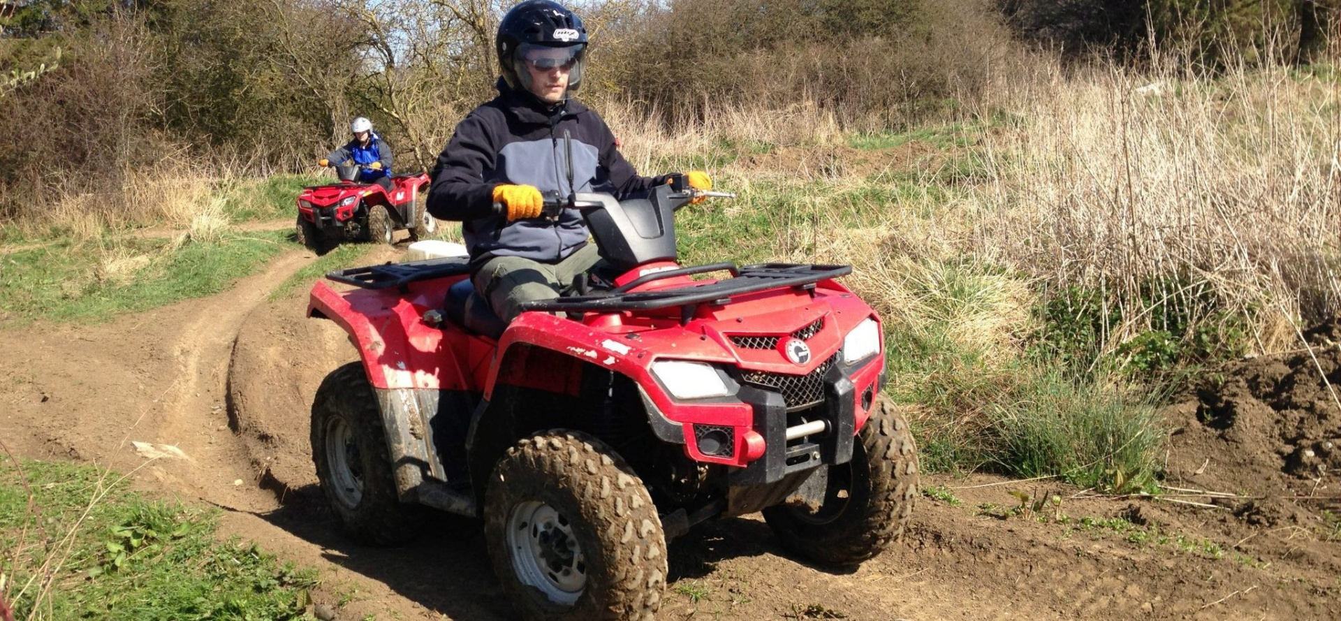 2 Hour Quad Biking Trek North Yorkshire-5