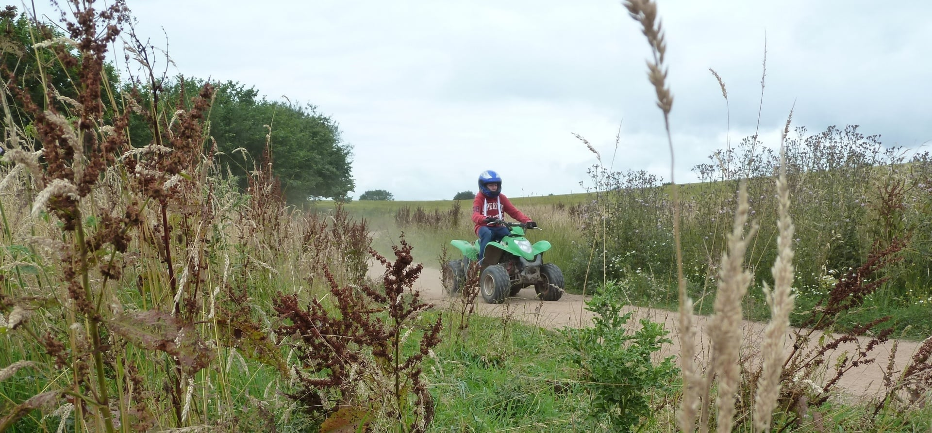 Quad Bike Driving Experience - Worcestershire-2