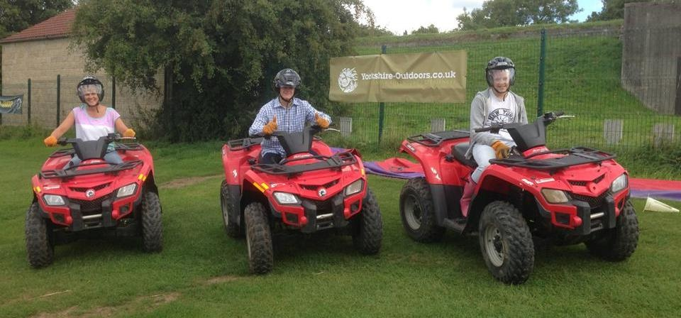 2 Hour Quad Biking Trek North Yorkshire-3