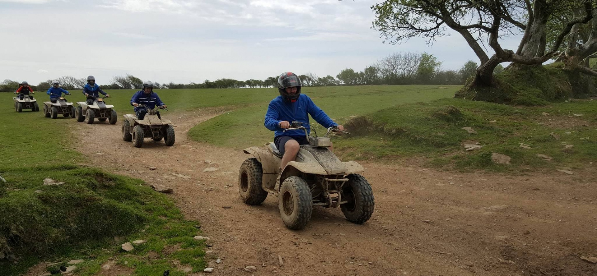 75 Minute Quad Biking Experience - Devon-2