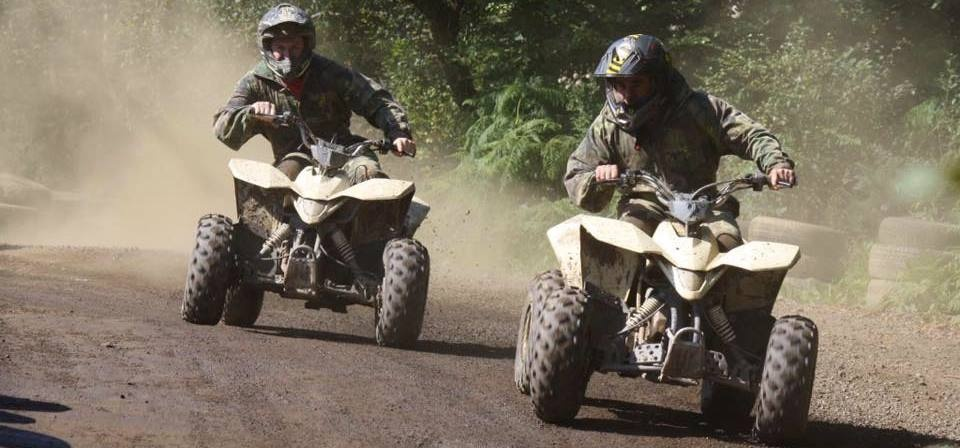 Quad Bike Swansea Experience