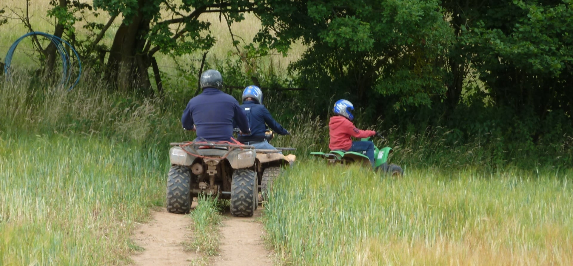 Quad Bike Driving Experience - Worcestershire-4