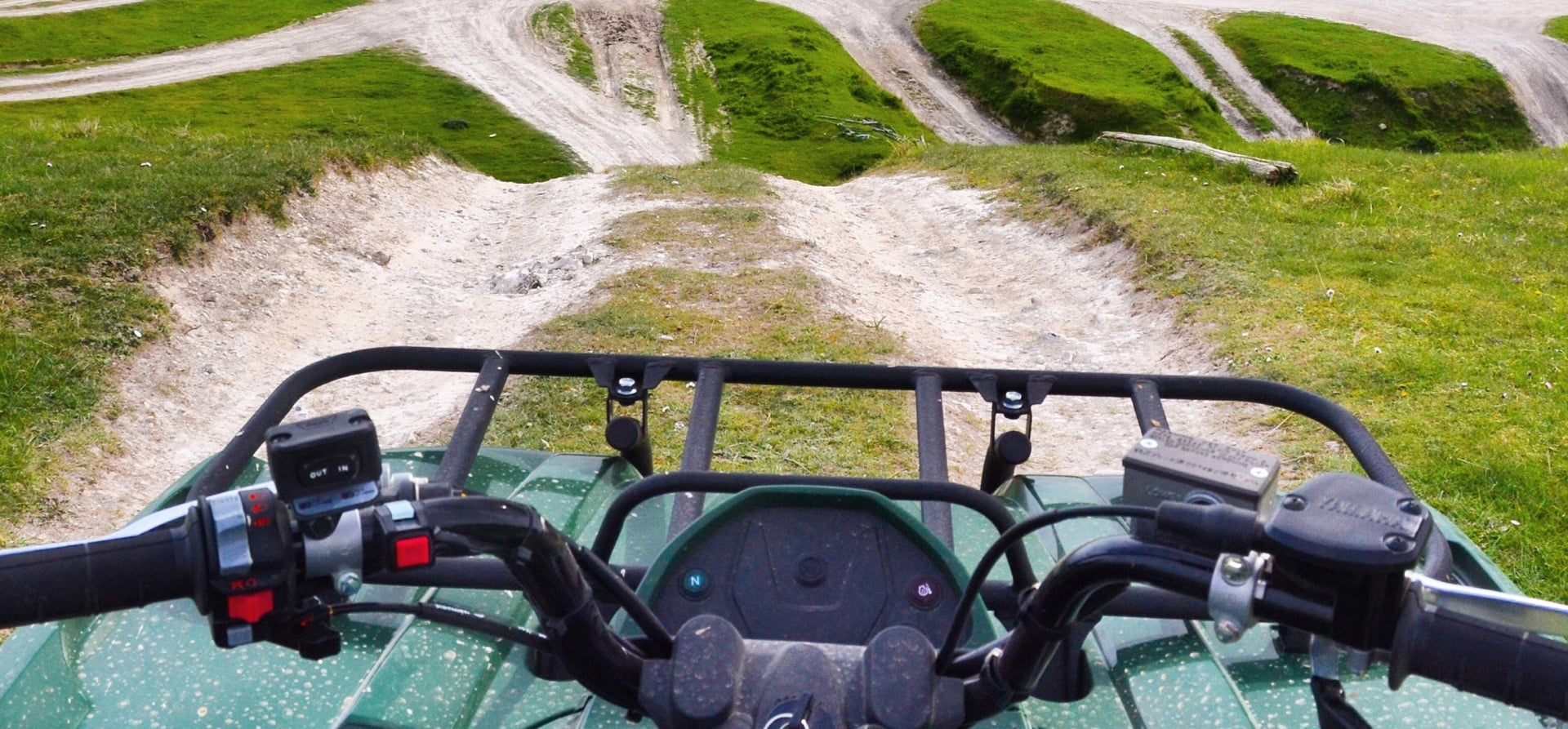 Quad Bike Introduction Thrill - Kent-5