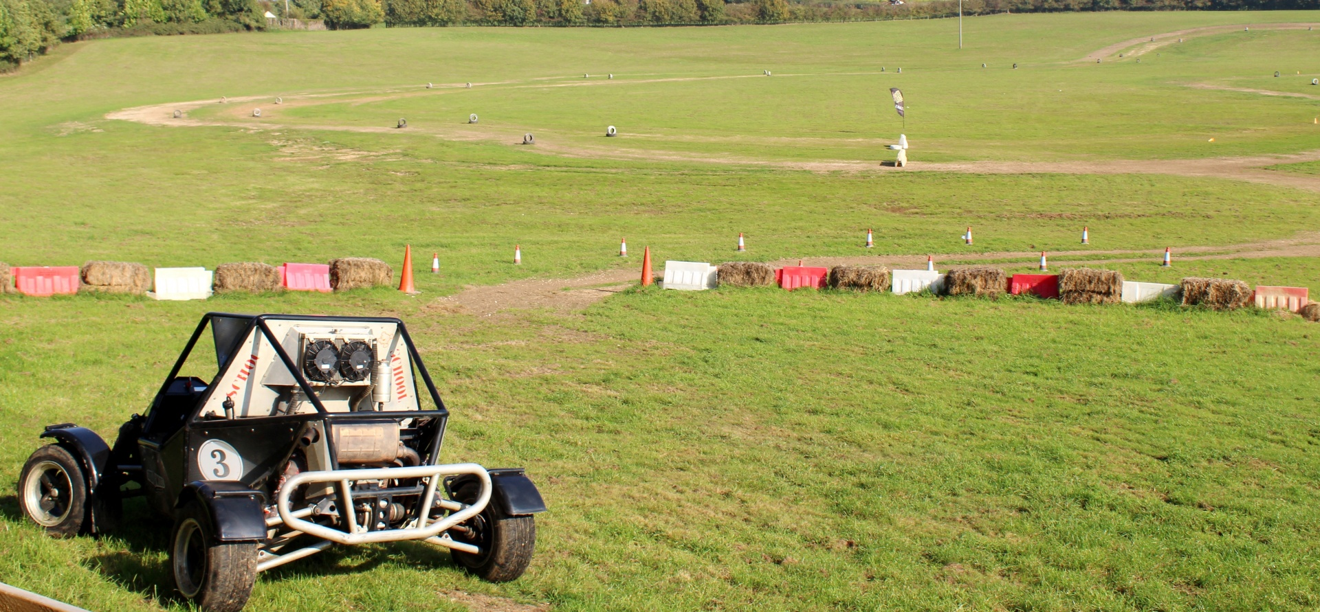 Forster Racing - Rage Buggy - Half Day-7