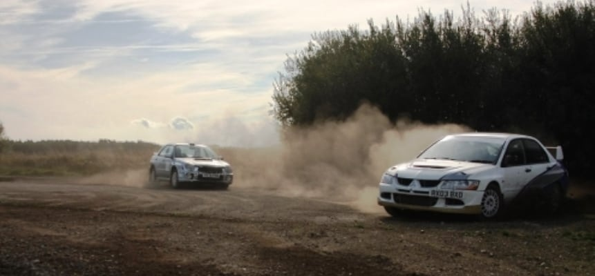 Rally Driving Thrill Experience - Special Offer-2