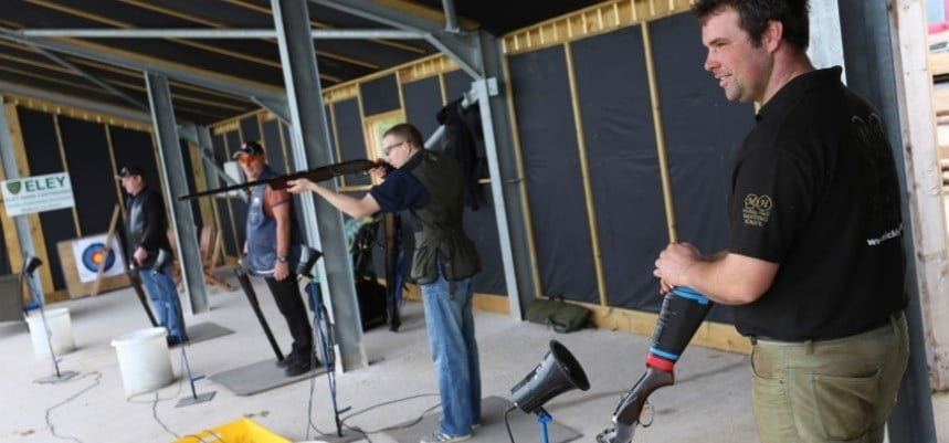 Archery, Rifle and Clay Pigeon Shooting - Cheshire-2