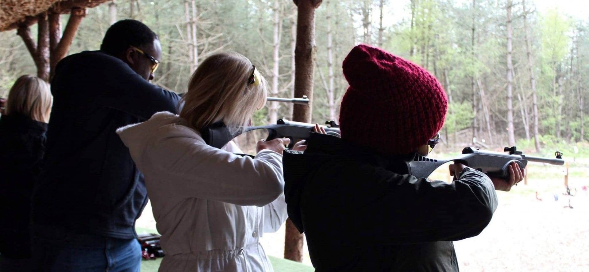 Air Rifle and Pistol Shooting Experience in Sussex-3
