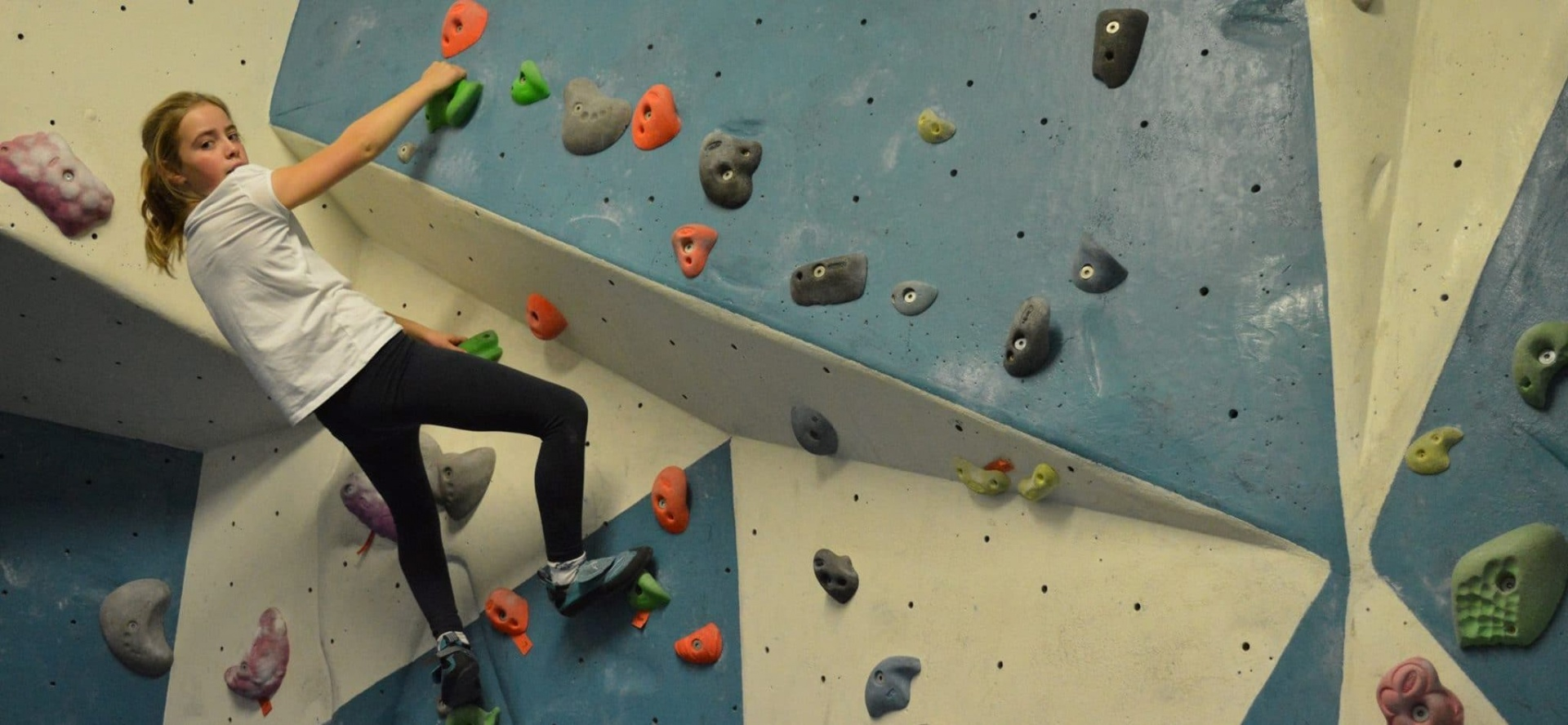 Introduction to Indoor Climbing - Wales-5