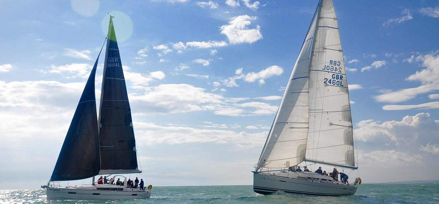 Yacht Racing Experience in Brighton-5