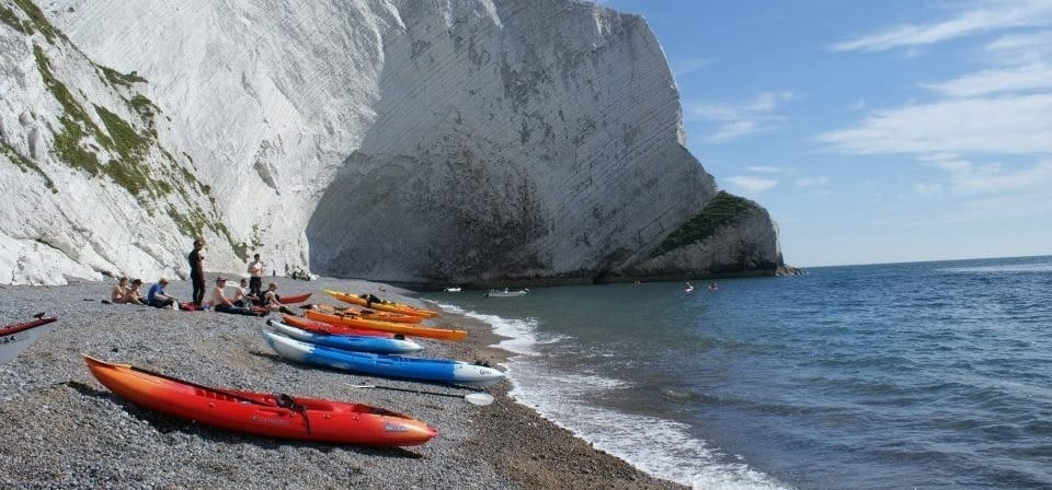 Adult Isle Of Wight Sea Kayaking Experience-3