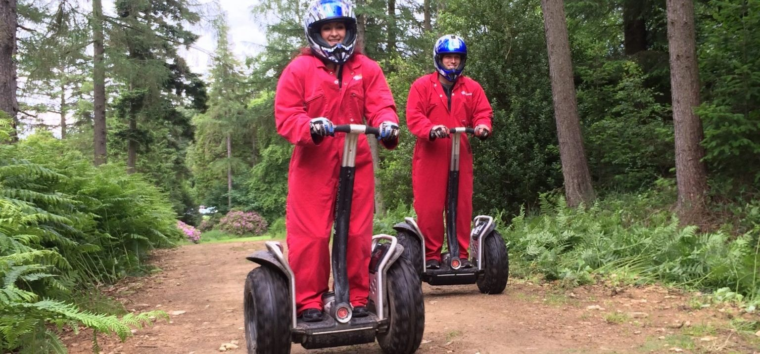 Segway Safari In Northumberland