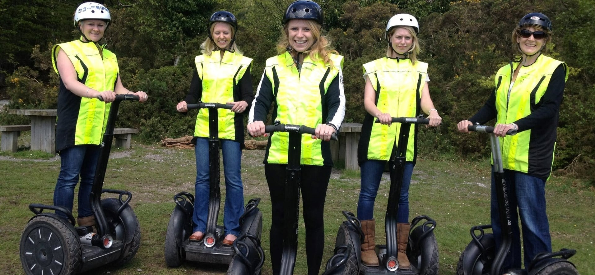 Segway Riding Experience in Devon-4