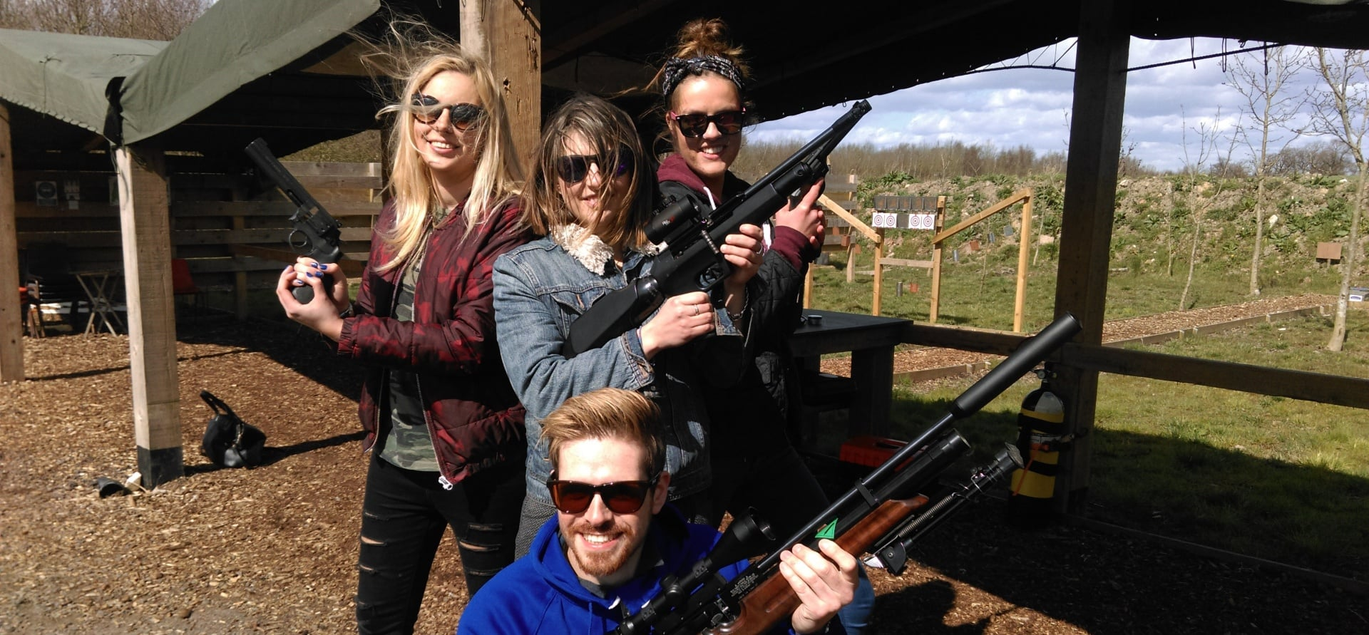 Zombie Apocalypse Shooting Experience For Two Leicester-2