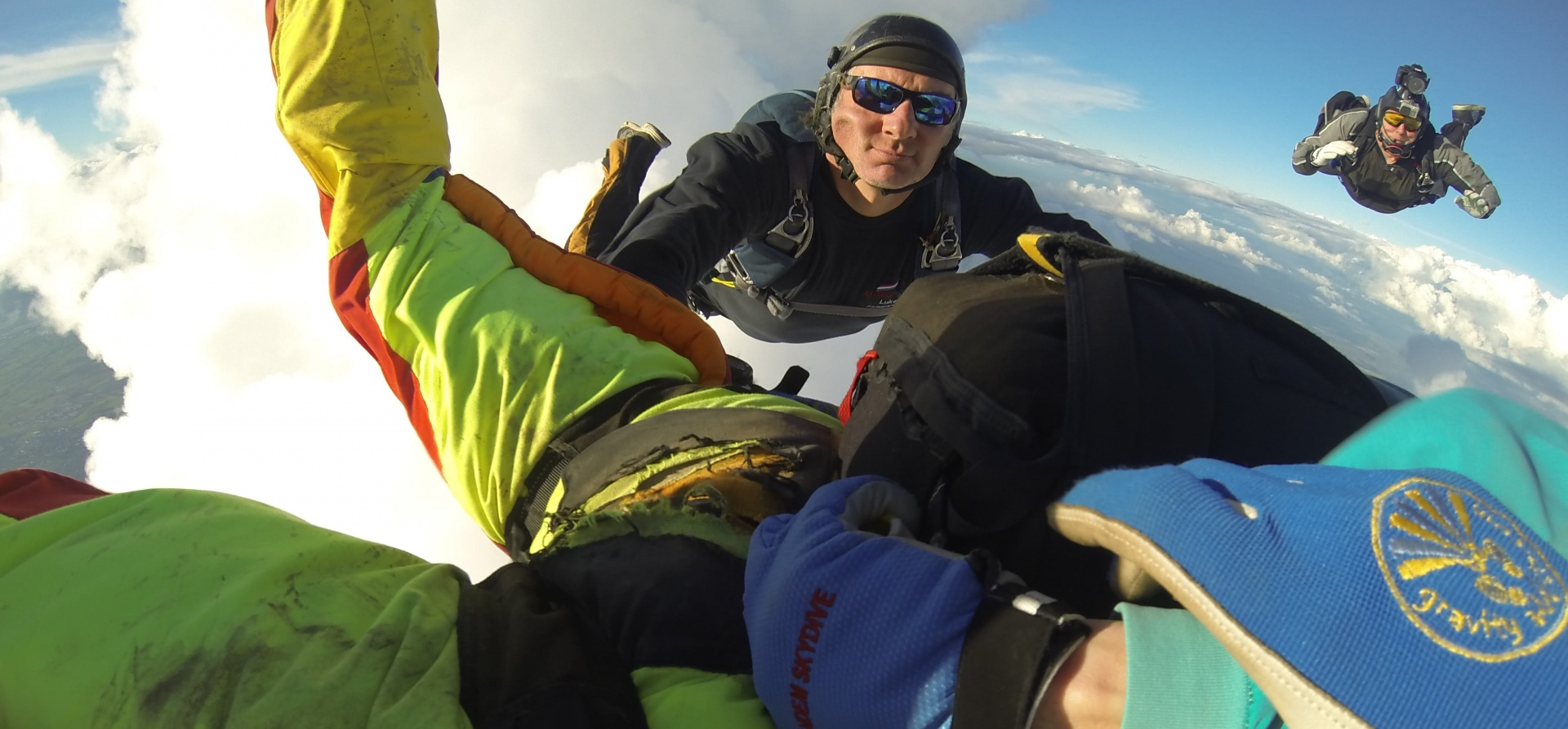 Skydiving Course UK - AFF Level 1-2