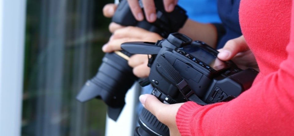 Beginners Digital SLR Photography Course - West Midlands-1