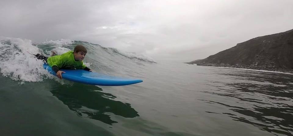 2 Hour Cornwall Surfing Lesson-3
