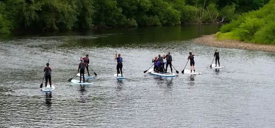 Cake Decorating Course Northumberland : 1 Hour Stand Up Paddleboarding Tour of Northumberland ...