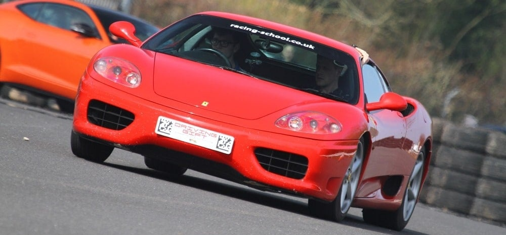 Leicestershire Rally And Supercar Driving Experience-4