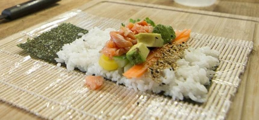 London Sushi Cookery Class - Half Day-2