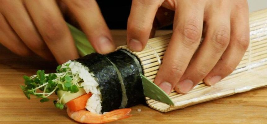 London Sushi Cookery Class - Half Day-1