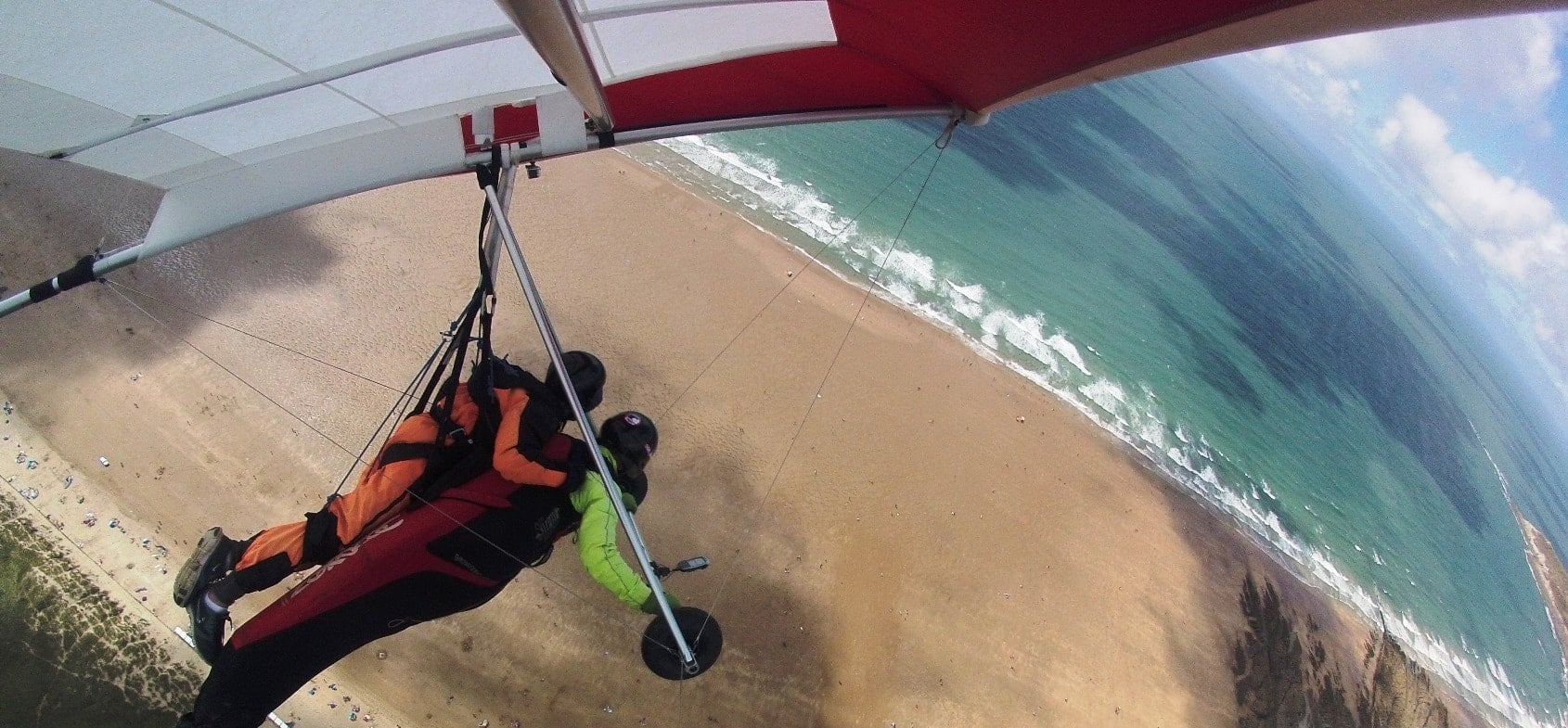 Hang Gliding Experience in Devon-6