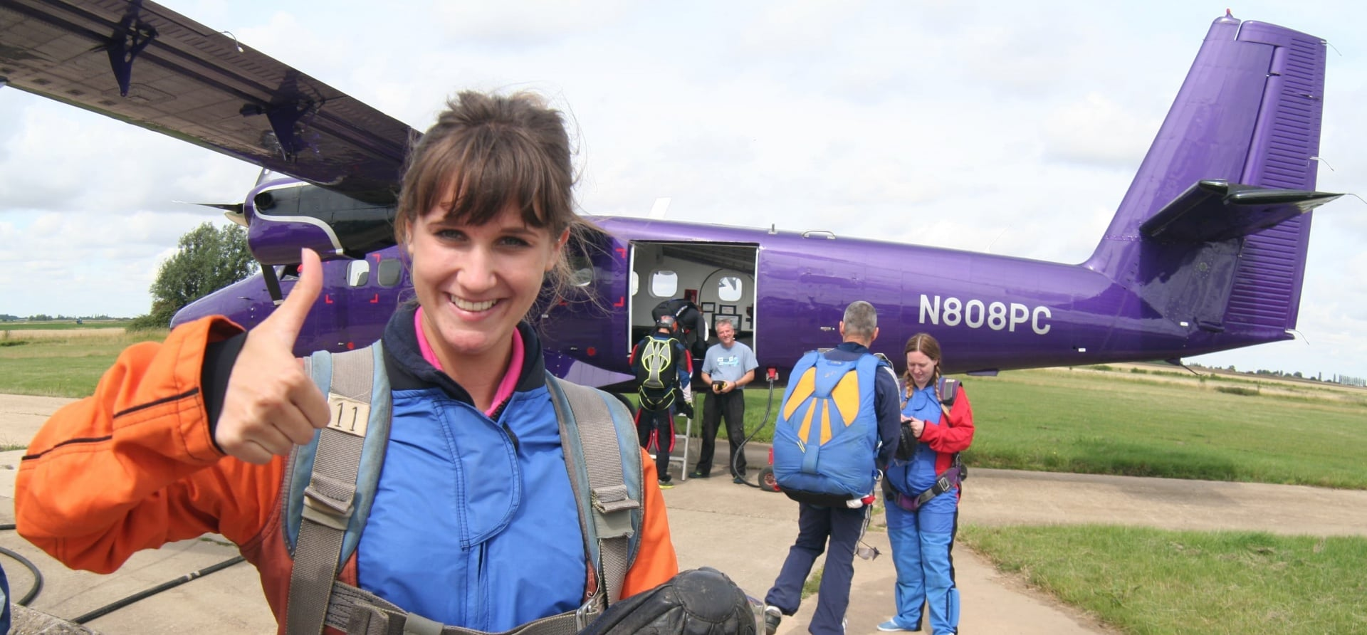 Skydiving Course UK - AFF Level 1-5