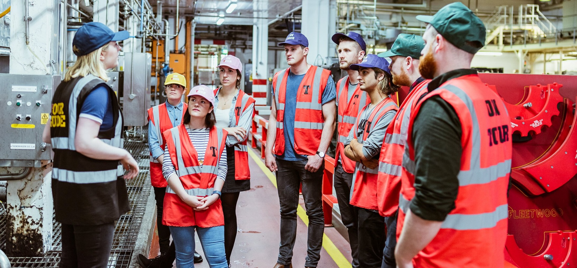 Tennent's Brewery Tour with Craft Beer Masterclass in Glasgow-4