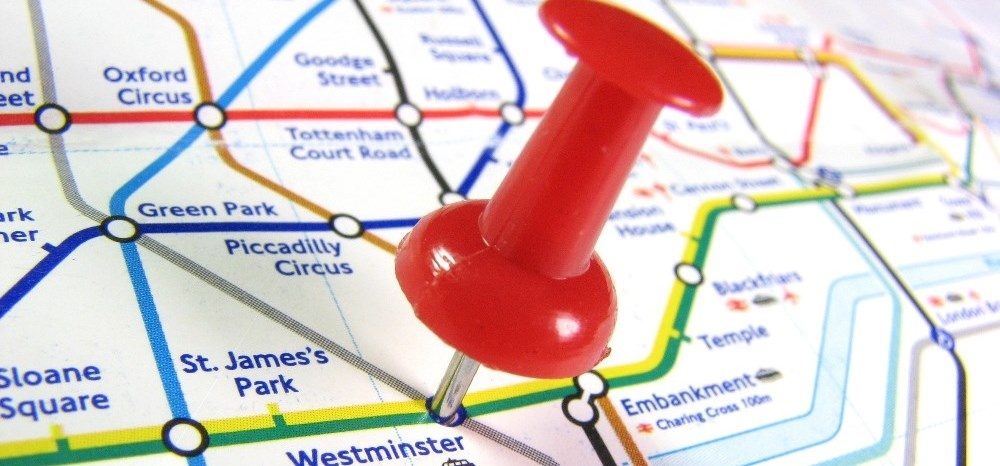 The London Underground Treasure Hunt for Two-2