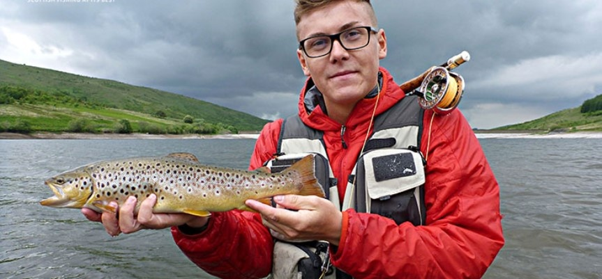 Trout and Grayling Fishing Package in Scotland-1