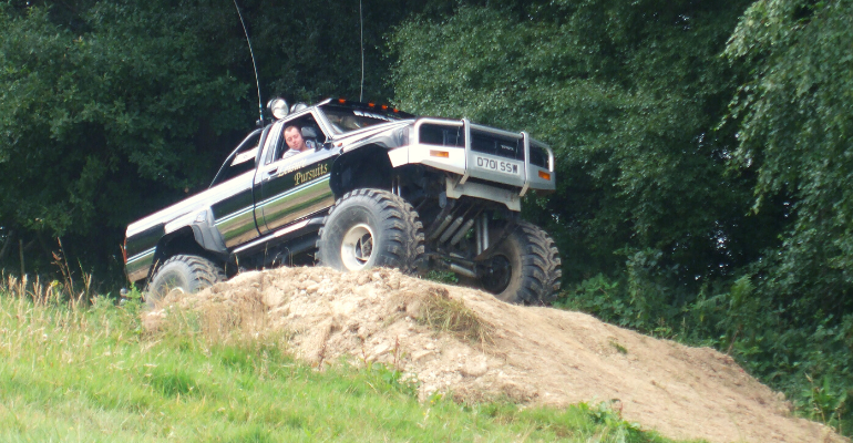West Sussex Monster Truck Driving Experience