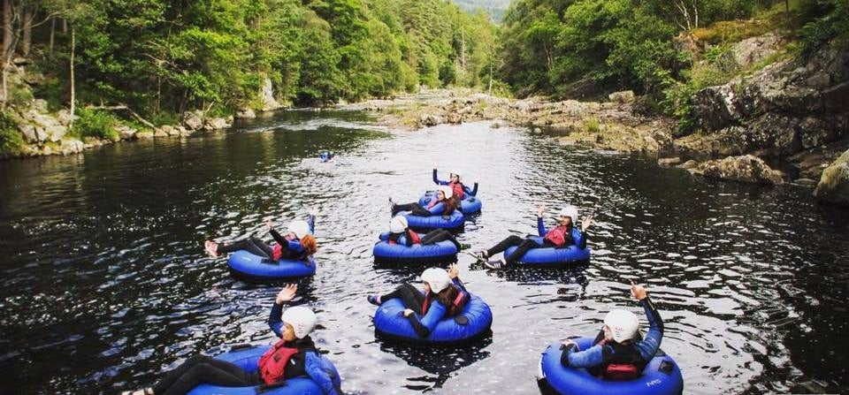 Perthshire White Water Adventure Tubing For Two-3