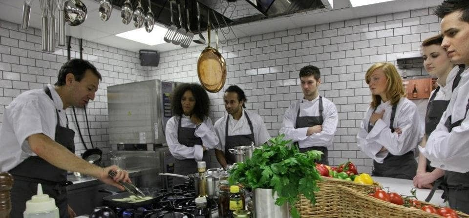 Vegetarian and Vegan Cookery Masterclass in Glasgow-5