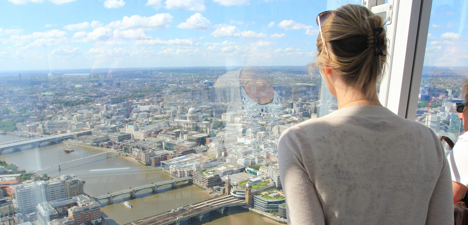 Thames Cruise and The View From The Shard Day & Night Experience for Two-2