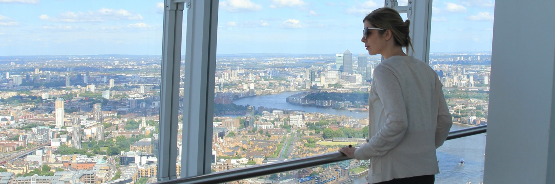 Thames Cruise & Shard Experience For Two