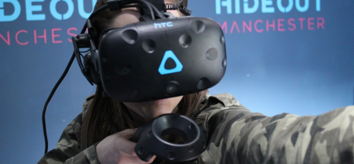 Virtual Reality Experience Manchester