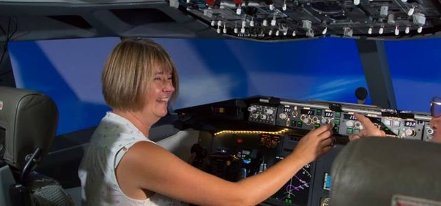Virtual Jet Centre Experience in Devon - One Hour-5