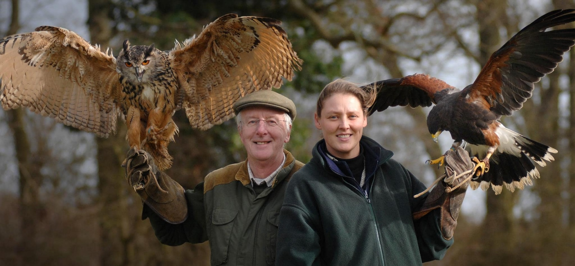 Full Day Falconry Experience Kids - Warwickshire-2