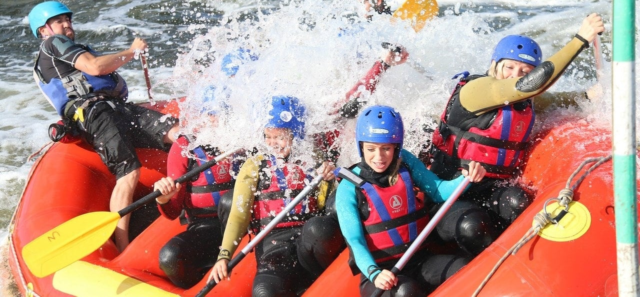 Introduction To White Water Rafting-1