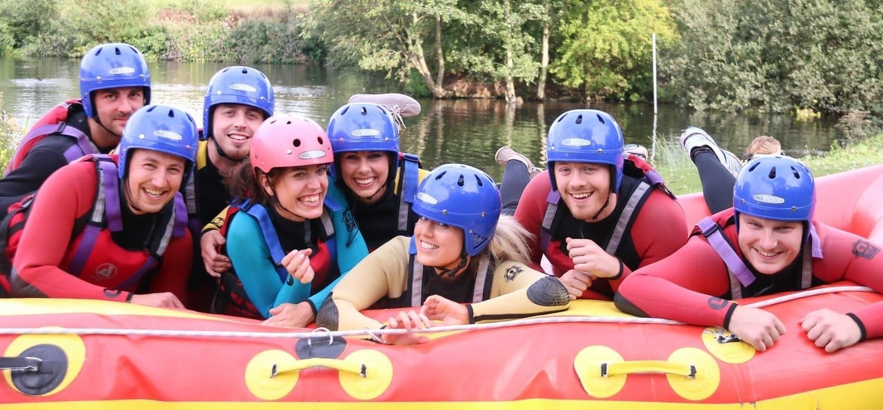 Introduction To White Water Rafting-4