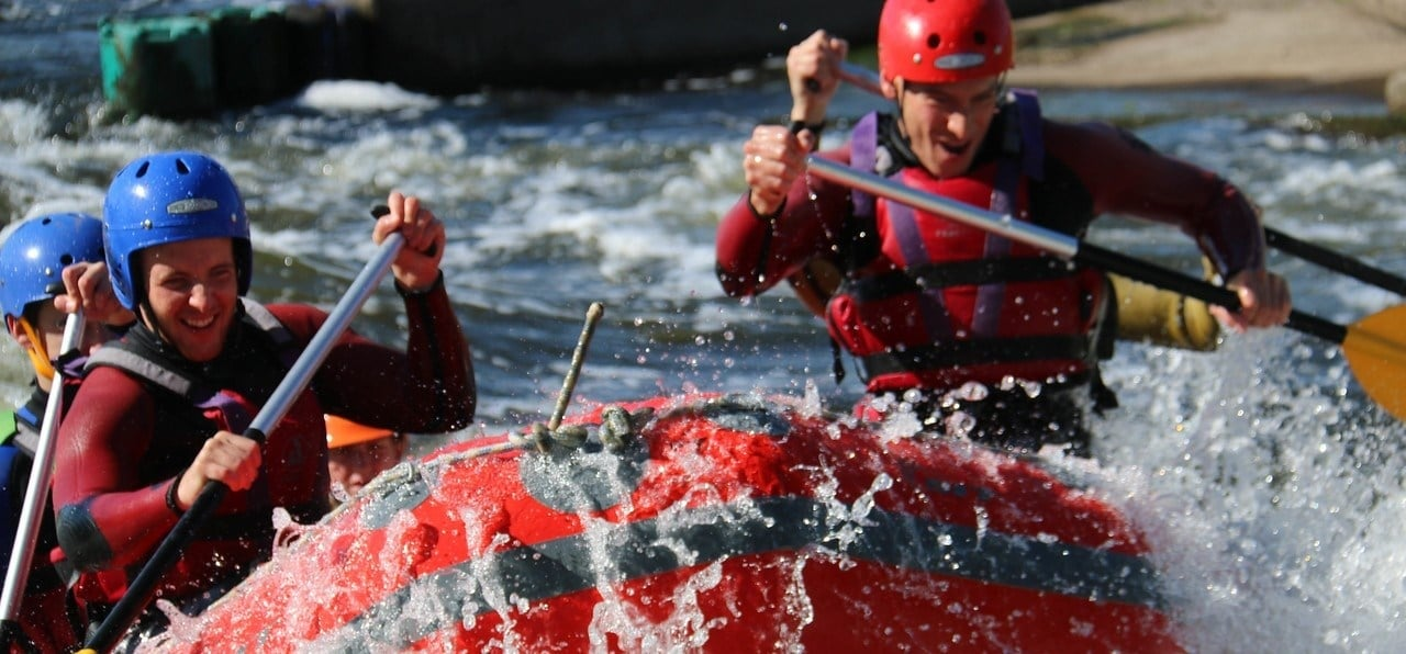 Introduction To White Water Rafting-3
