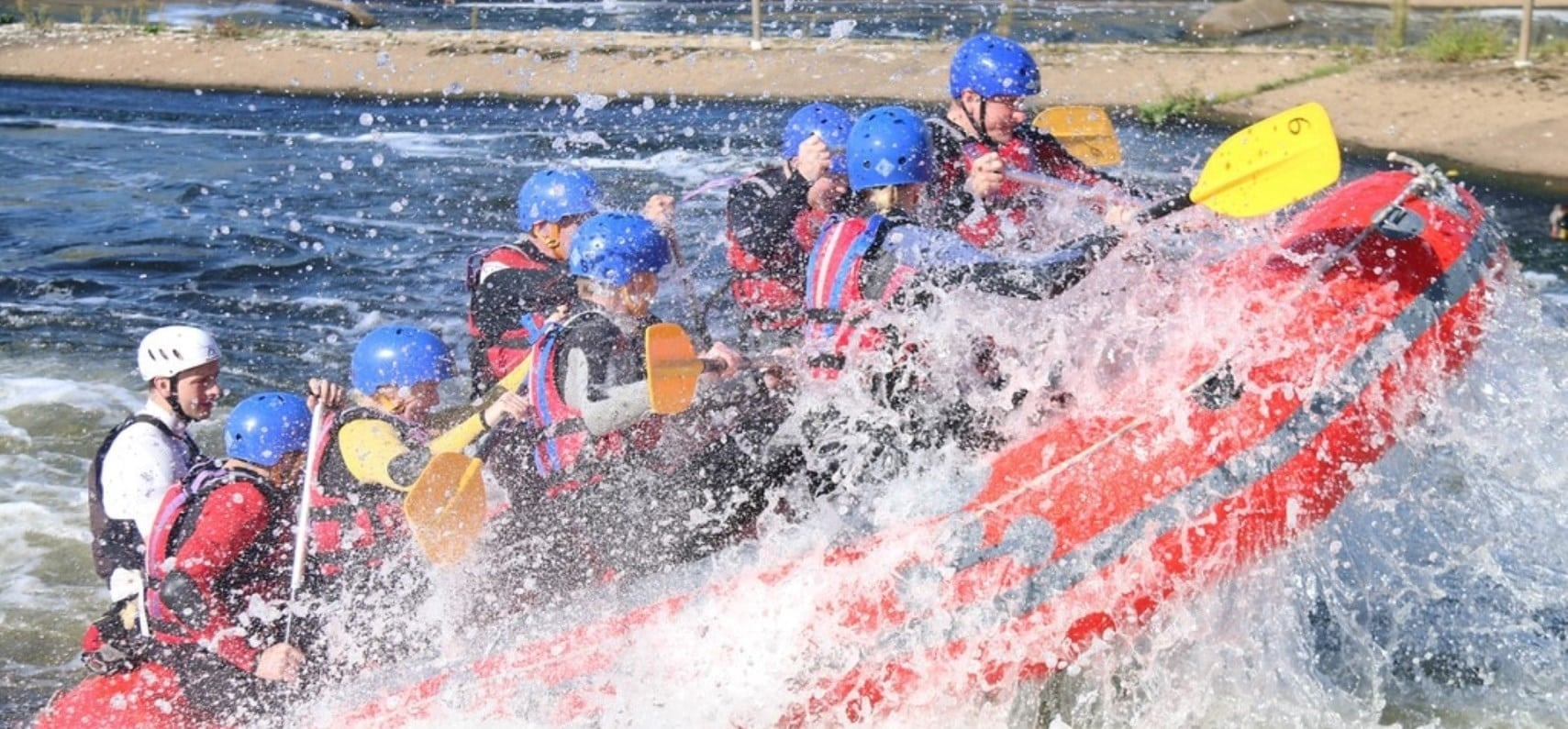 Introduction To White Water Rafting-2
