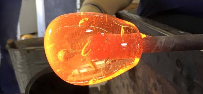 Glass Blowing - 2 Day Weekend Course in Wiltshire-5