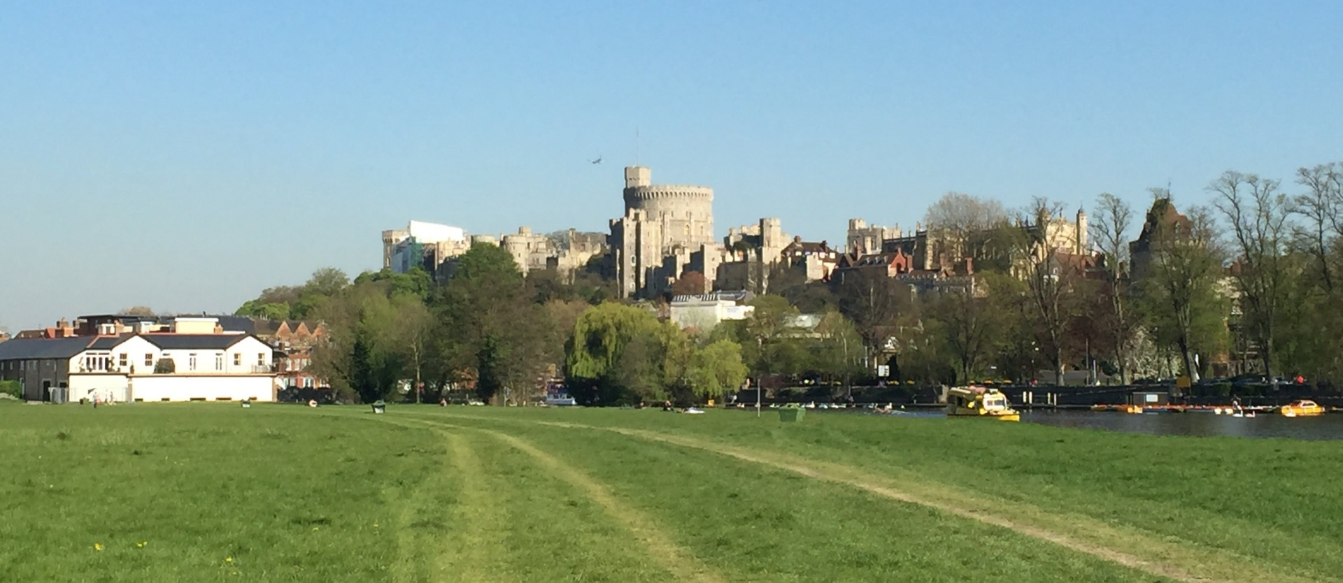 Windsor Castle Cycle Tour For Two Experience Days