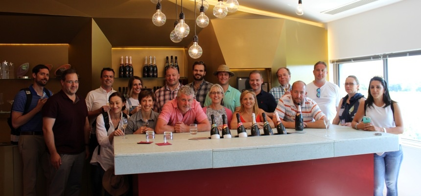 Sussex Wine Tasting and Vineyard Tour-5