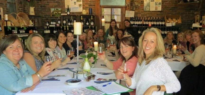 Deluxe Wine Tasting Tour for Two in East Sussex-2