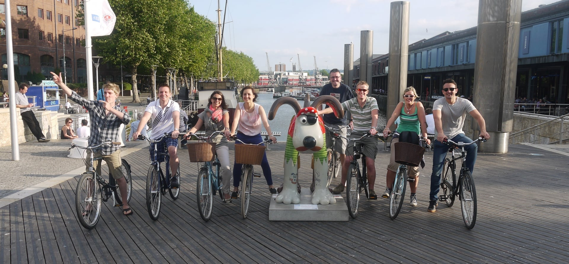 Bristol Wine Tasting Bike Tour For Two-5