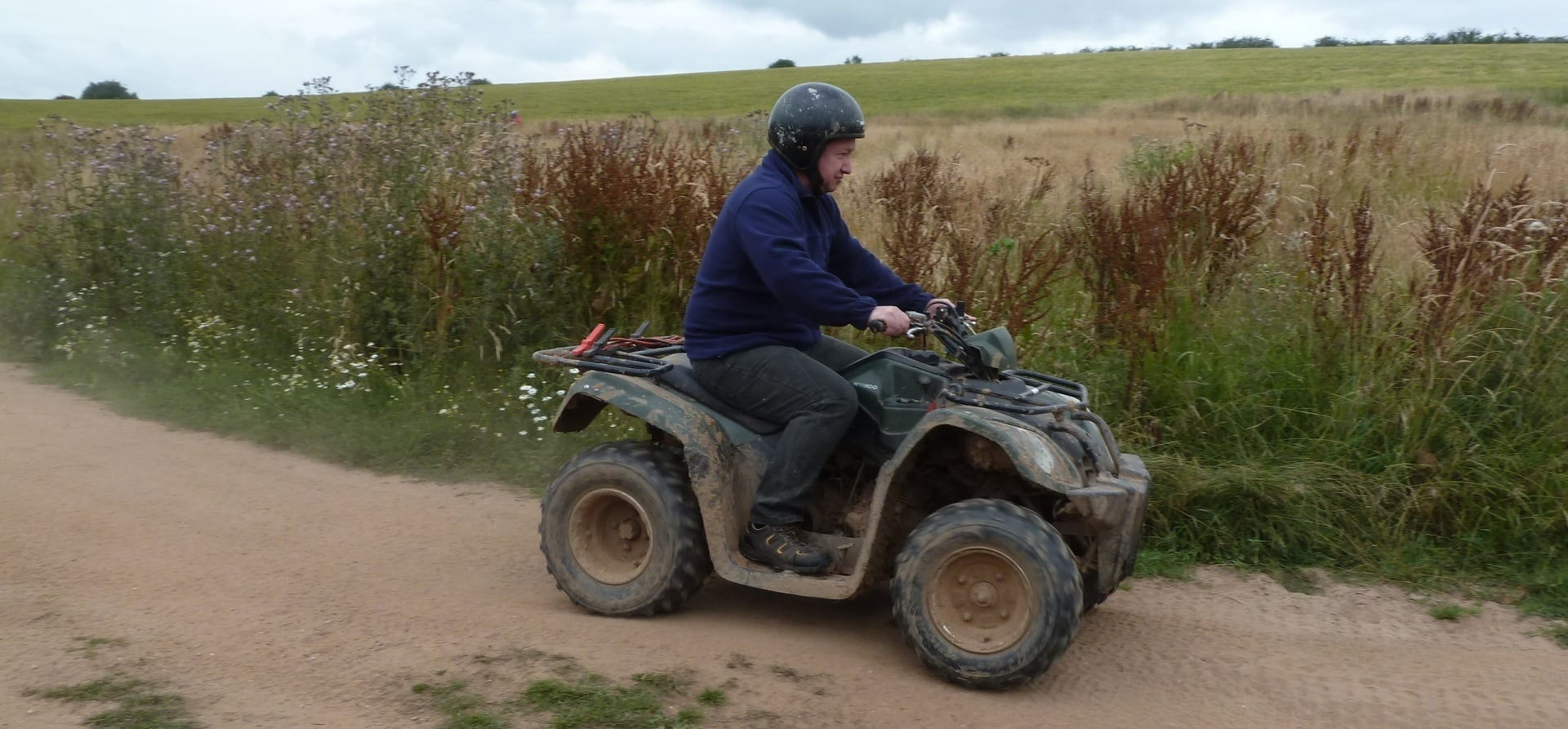Quad Bike Driving Experience - Worcestershire-5