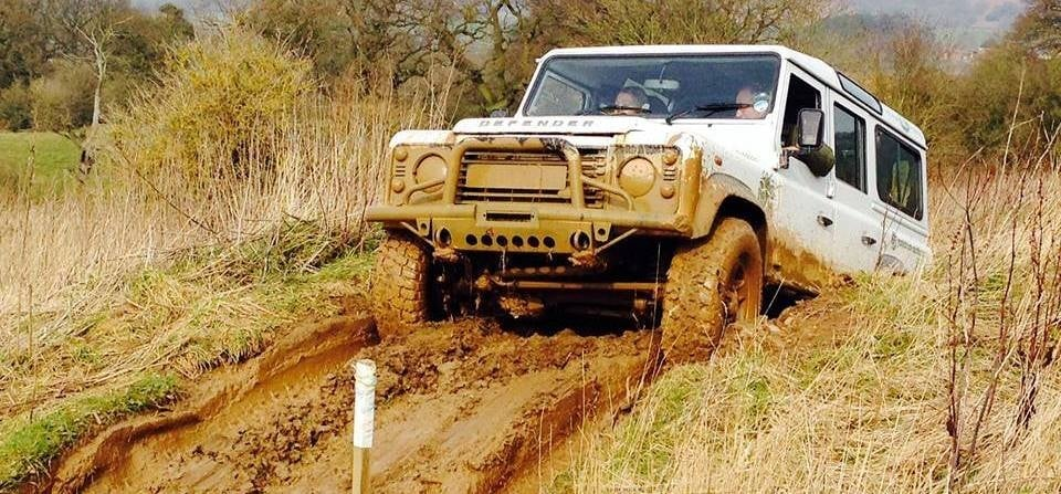 Solo 4x4 Tuition in North Yorkshire - 1 Hour-3